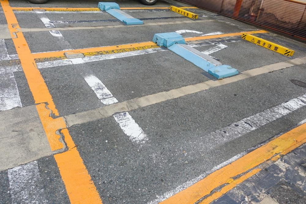 近く の 駐 車場