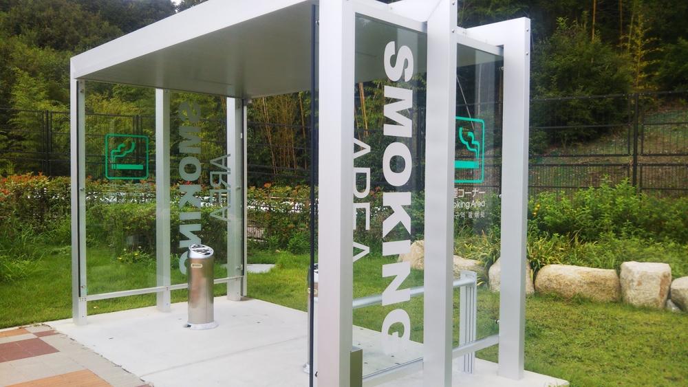 恵比寿 ガーデンプレイス 喫煙 所