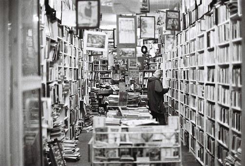 空い てる 本屋