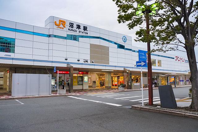 沼津 駅 コインロッカー