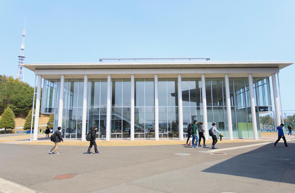 東北医科薬科大学 小松島キャンパス